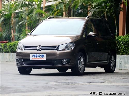 『上海大众新途安车型图片』高清图片