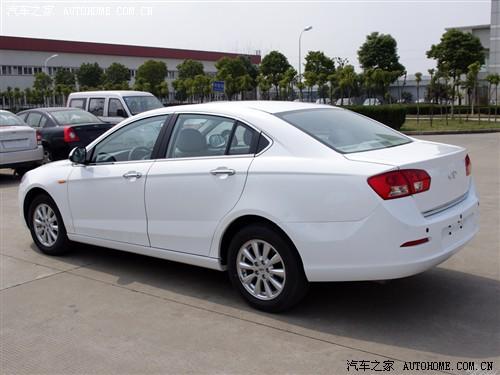 奇瑞 奇瑞汽车 东方之子 2011款 基本型
