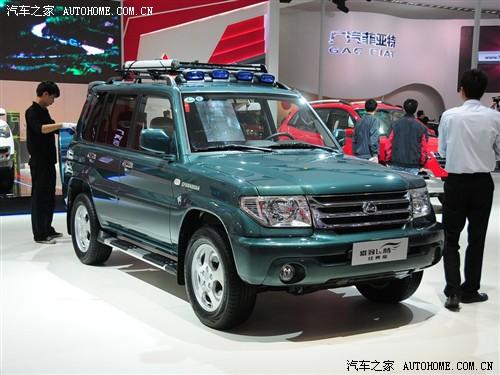 长丰 广汽长丰 猎豹飞腾 2010款经典版 两驱豪华型高清图片