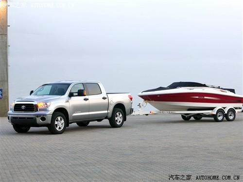 丰田 丰田(进口) tundra 皮卡 2007款 crewmax