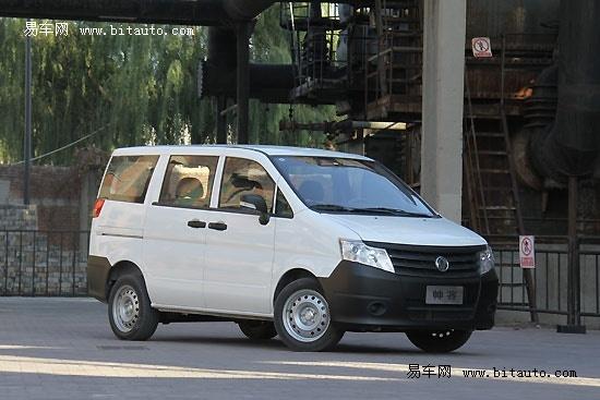 拉货载人两不误 试驾郑州日产帅客商用型