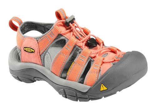 KEEN春夏新款溯溪鞋 涉水功能完美并添新色
