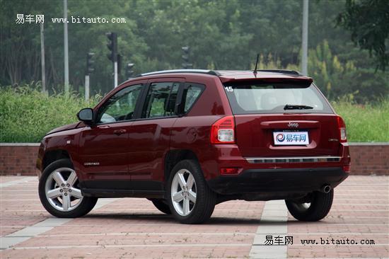 安全上的高水准,精湛的工艺和舒适的配置也是jeep指南者全系高清图片