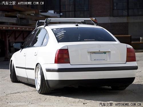 帕萨特这种车在改装方面的追求主要是对外观和内饰的改进,动力提升在