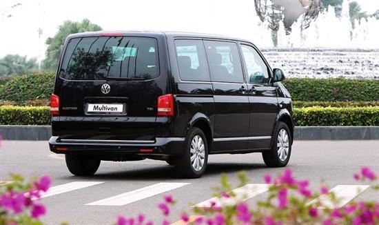 移动行宫 试驾大众汽车新款Multivan