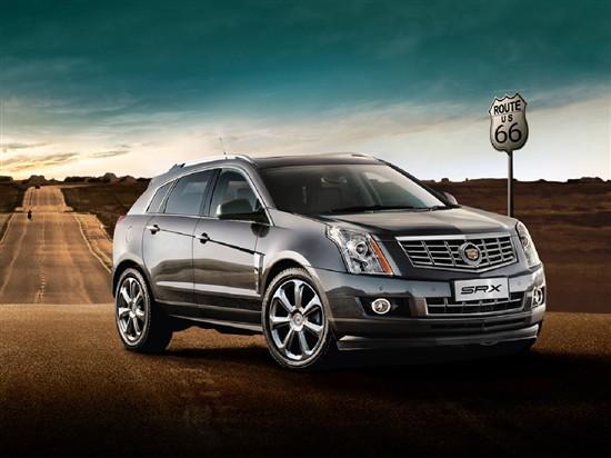 凯迪拉克新srx车型上市 售42.98万 62.8万高清图片