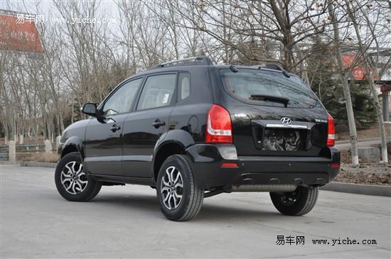 2013款北京现代途胜青岛到店 优惠2-2.5万