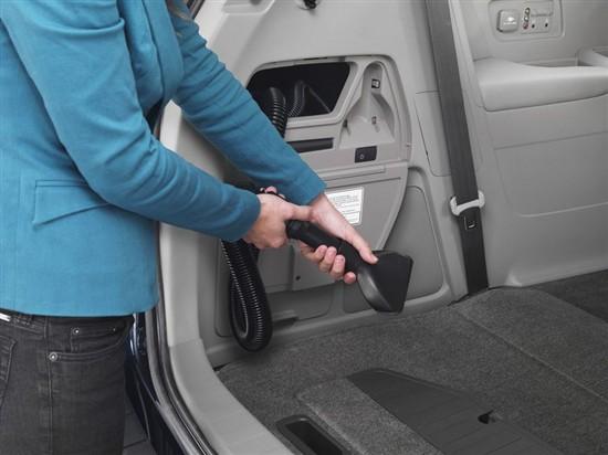 2014款奥德赛搭车载吸尘器 纽约车展亮相高清图片