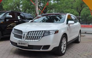 进口林肯MKT最高46.8万元 肌肉型SUV