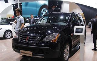 价钱能够接受 25万元左右性能强悍SUV导购
