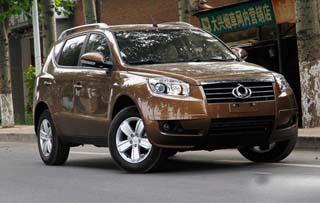 10万元级自主SUV推荐 高性价比的全能之选