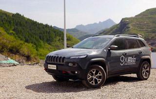 超强越野性能 三款60万内专业SUV推荐