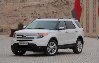 50万元带全地形系统SUV推荐 不惧路途艰险
