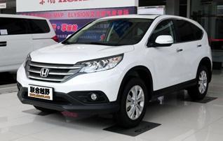 本田CR-V现车充足 最高优惠1.8万元