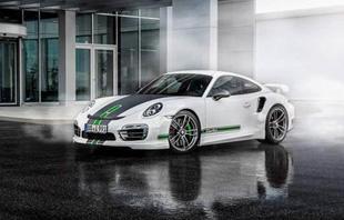 TechArt推改装版911 百公里加速破3秒