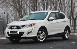 涡轮增压/自动挡 15万自主品牌SUV导购