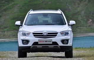 高品质自主SUV车型推荐 用实力正名