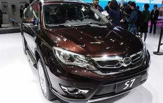5款将上市自主品牌7座SUV 实现大空间