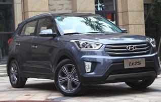 四款热门小型SUV推荐 决战新兴市场