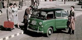 """意大利的""""神Van""""菲亚特600T"""