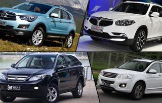 配1.5T发动机自主SUV推荐 兼顾动力与油耗