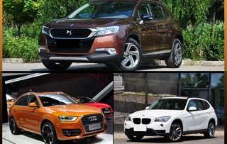 剑指豪华SUV汽车市场 谁能成为当家花旦