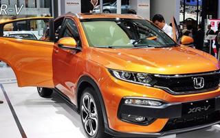 主流紧凑SUV之选 本田XR-V对比标致2008
