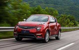 售价20万以内 合资/进口小型SUV推荐