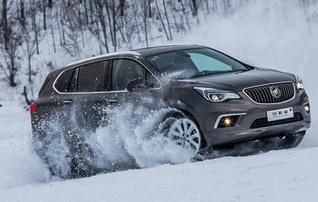 各有各精彩 别克SUV家族亚布力冰雪体验