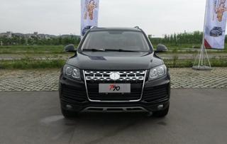· 曝野马T70电动SUV谍照 续航里程400公里01月26日-【SUV汽车大高清图片