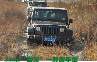 Jeep的超凡魅力 四款热门车型推荐