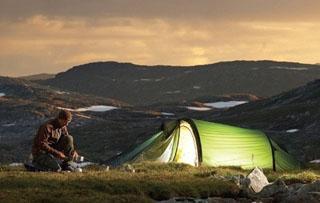 一次说走就走的旅行:你值得携带的那些帐篷
