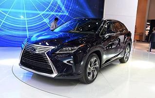 动力调整 雷克萨斯新RX将于四季度上市