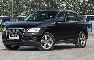 德系豪华品牌SUV 奔驰GLK对比奥迪Q5