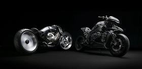 BMW Motorrad发布两部定制款摩托车