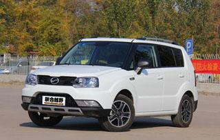 中兴改款C3或命名为CX3 动力升级