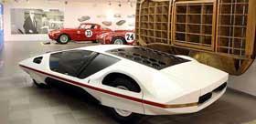 法拉利设计主管设计宇宙飞船