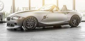 定制款BMW Z4 Rampant