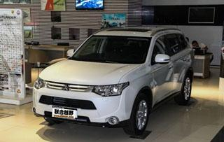 七座风热潮 三款30万元进口SUV车型推荐