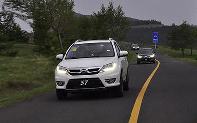 试驾比亚迪S7 1.5T 低价格高配置