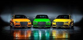 奧迪發布S3轎車Exclusive美規限量版