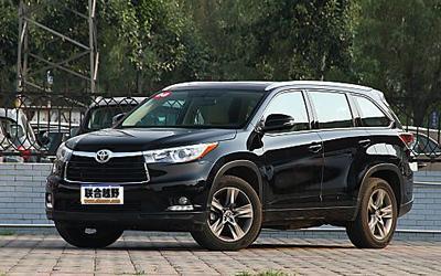 动力足空间大 4款2.0T中型SUV推荐