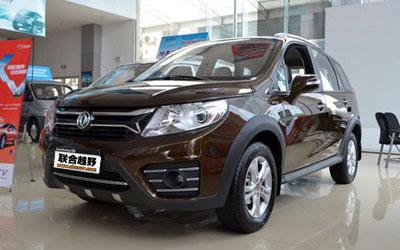 实拍风风行景逸XV 高品质中国SUV