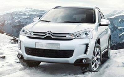 雪铁龙将产C4-XR中型SUV 与大众途观PK