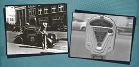 车史上的7月16日 第一台停车计时器诞生