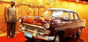 车史上的7月24日 中国第一台V8发动机