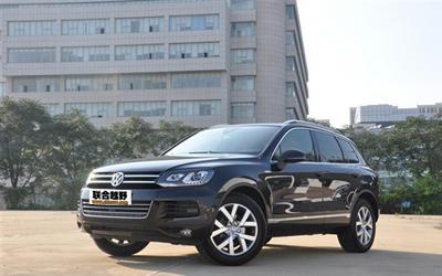 2015款途锐购车手册 推荐3.0TSI V6高配型