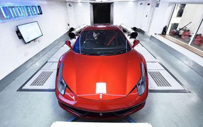 升级版红鬃烈马 Litchfield改装法拉利458