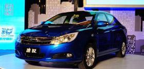 车史上的8月21日 中国车比亚迪速锐上市