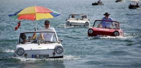 车史上的9月17日 汽车横渡英吉利海峡